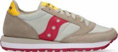 Saucony Dames Lage sneakers Jazz Original - Beige - Maat 39