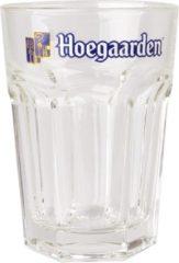 Transparante Neutraal Hoegaarden Bierglas 25 cl