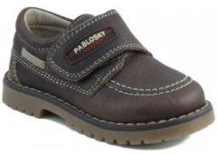 Bruine Lage Sneakers Pablosky TOMCAT NAUTICO