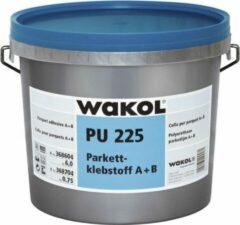 Houtlijm - Parketlijm - Wakol - 2K lijm - PU 225 - 6,75 kg - Eiken/Beige