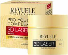 Revuele 3D Laser Matrix Pro Youth Complex Day Cream 50ml.