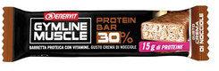 Immagine di Enervit Gymline Muscle Protein Bar 30% Barretta Proteica Nocciola 48 g