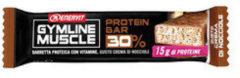 Enervit Gymline Muscle Protein Bar 30% Barretta Proteica Nocciola 48 g