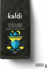 Kaldi Koffiebonen Full Classic of Colombia - 1000 gram
