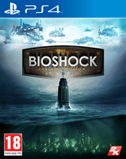 Merkloos / Sans marque BioShock: The Collection - PS4