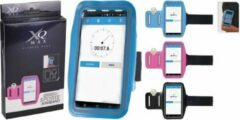 XQ Max Hardlooparmband / Smartphone houder / Sportarmband / Telefoonhouder / BLAUW