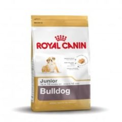 Royal Canin Breed Royal Canin Bulldog 30 junior Hondenvoer 12 kg