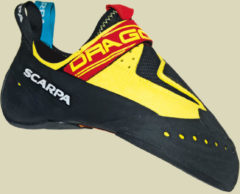 Scarpa Schuhe Drago Kletterschuh Größe 41 yellow