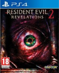 Capcom Resident Evil Revelations 2 - PS4