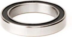 Elvedes Kogellager 6803-2RS staal zilver