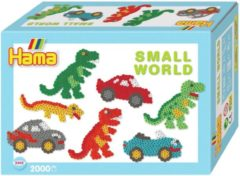 Hama beads Hama Toys 3502 Small World Strijkkralen 2000 Stuks