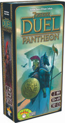 Repos Production uitbreiding 7 Wonders Duel Pantheon
