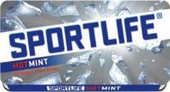 Sportlife Hotmint suikervrije kauwgom 48 x 1st