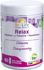 Be-Life Relax bio 60 Softgel
