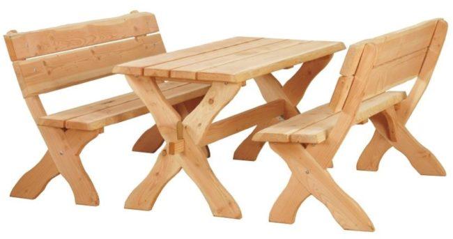 Afbeelding van Woodvision | Picknickset Jane