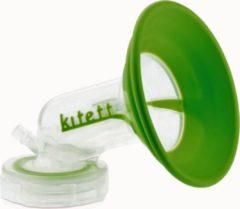 Groene Kitett Kolfschelp maat 26 Large