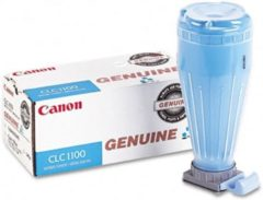 Blauwe Canon CLC1100 tonercartridge cyaan standard capacity 5.750 pagina's 1-pack