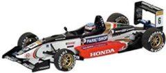 Rode Dallara Mugen Honda F301 Takuma Sato Winner Macau GP 2001 - 1:43 - Minichamps