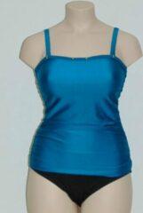 Mila Tisalaya Blauw - Badpak Maat: 48