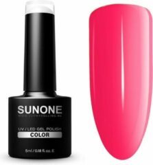 SUNONE UV/LED Hybrid Gel Rode Nagellak 5ml. - C02 Crista