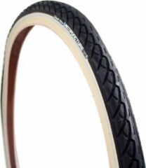 Creme witte Delitire Deli Tire Deli buitenband 26x1.75 S-206 R zwart/creme