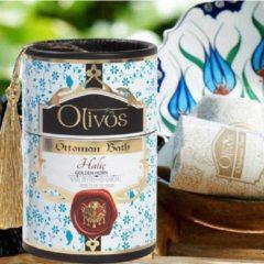 Olivos Badzeep | Ottoman Golden Horn Handzeep | Inhoud 2x125gr Zeeptabletten