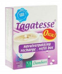 Damhert Tagatesse Dispenser Navul 5 X 100 Stuks (5x100)