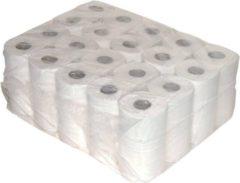 Merkloos / Sans marque Traditioneel Toiletpapier, 2-laags, 400 vel, Wit (doos 40 x 44 meter)