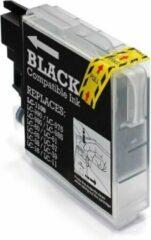 Inkmaster Huismerk Cartridge inkt cartridge 100% nieuw compatibel voor Brother LC980 LC1100 BK Zwart DCP-145C DCP-165C DCP-185C DCP-195C DCP-365CN DCP-375CW DCP-385C DCP-395CN DCP-585CW DCP-6690CW DCP-J125 DCP-J315W DCP-J515W DCP-J525W DCP-J715W MF