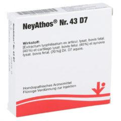 Neyathos Nr.43 D 7 Ampullen