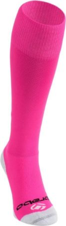Afbeelding van Roze Brabo Socks BC8360 - Hockeysokken - Junior - Maat 41 - Neon Pink