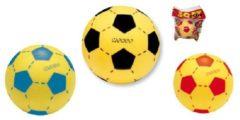 Mondo Softbal (schuimrubber) 20cm voetbalprint