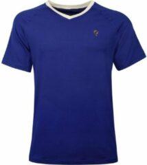 Blauwe Q1905-Quick Heren T-shirt 3XL