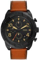 Zwarte Fossil Bronson Horloge FS5714
