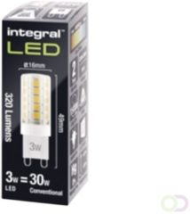 Tekalux Yella Led-lamp - G9 - 4000K Wit licht - 3 Watt - Dimbaar