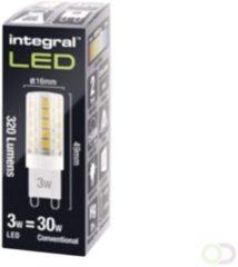 Integral LED Integral G9 LED 3 watt neutraal wit 4000K dimbaar