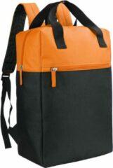 Derby of Sweden Bags - Sky Daypack Mini - Rugzak - Oranje