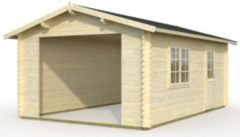 Palmako Roger 19,9 m² Garage kit