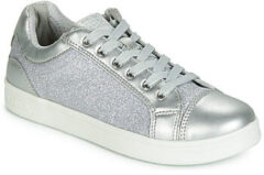 Zilveren Sneakers J Djrock Girl J924MC by Geox
