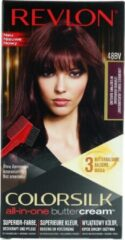 Revlon Luxurious Colorsilk Buttercream Hair Color 126.8ml - 46BV Vivid Burgundy