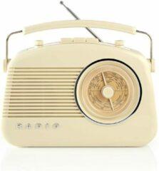 Nedis FM-radio   4,5 W   Draaggreep     Ivoor