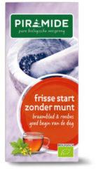 Piramide Frisse start zonder munt thee 20 Stuks