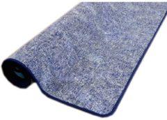 Schlingenteppich Memory Meliert - 4 Farben in 17 Größen Snapstyle Blau