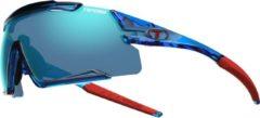 Tifosi Aethon Fietsbril - Kristal blauw