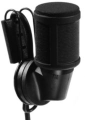 Sennheiser MKE 40-ew Lavalier/Lapel microphone Zwart