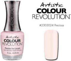 Roze Artistic Nail Design Colour Revolution Precious