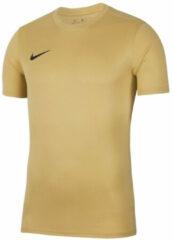 Gouden Nike Park VII SS Shirt Heren