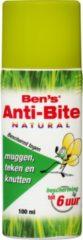 Transparante Ben's Anti-Bite Natural 100ml
