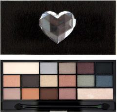 I Heart Revolution Makeup Revolution Wonder - Naked Underneath Faux Fur - Oogschaduw Palet