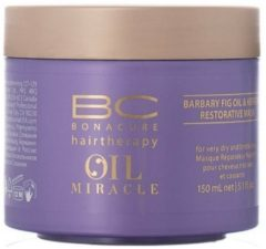 Schwarzkopf Professional Schwarzkopf - BC Bonacure - Oil Miracle - Barbary Fig Restorative Mask - 150 ml